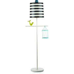 eclectic children lighting Dr. Hunt Floor Lamp