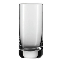 Fortessa Inc - Schott Zwiesel Tritan Convention Long 10.8 oz. Drink Glass - Set of 6 Multicolor - Shop for Drinkware from Hayneedle.com! Just right for a classic Tom Collins the Schott Zwiesel Tritan Convention Long 10.8 oz. Drink Glass - Set of 6 is an instant upgrade for your iced tea. This set includes six superior-quality glasses crafted of clear glass. About Fortessa Inc.You have Fortessa Inc. to thank for the crossover of professional tableware to the consumer market. No longer is classic high-quality tableware the sole domain of fancy restaurants only. By utilizing cutting edge technology to pioneer advanced compositions as well as reinventing traditional bone china Fortessa has paved the way to dominance in the global tableware industry. Founded in 1993 as the Great American Trading Company Inc. the company expanded its offerings to include dinnerware flatware glassware and tabletop accessories becoming a total table operation. In 2000 the company consolidated its offerings under the Fortessa name. With main headquarters in Sterling Virginia Fortessa also operates internationally and can be found wherever fine dining is appreciated. Make sure your home is one of those places by exploring Fortessa's innovative collections.