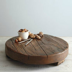 traditional serveware by Garnet Hill