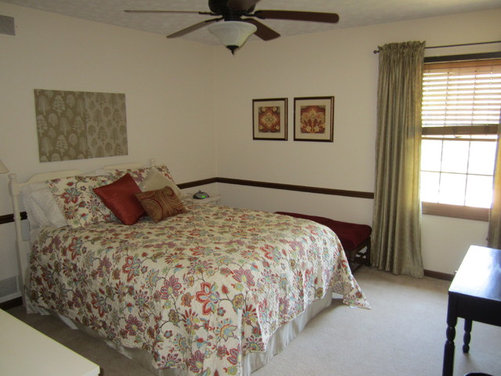Guest room wall color ideas? - Houzz