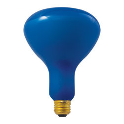 Bulbrite - Plant Growth R40 Reflector Light Bulbs - 12 B - One pack of 12 Bulbs. 120 V incandescent E26 base type bulb. Degree flood beam spread. Dimmable. Light source to help in the growth and germination of plants and seeds. Provides natural light energy to plants grow. Can also be used for germinating seeds. Perfect for green house lighting, garden and landscape supply. Wattage: 150 W. Color temperature: 2700 K. Color rendering index: 100. Average hours: 2000. Maximum overall length: 6.50 in.