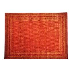 1800-Get-A-Rug - Wool and Silk Sarouk Mir Overdyed Oriental Rug Hand Knotted Sh19186 - Wool and Silk Sarouk Mir Overdyed Oriental Rug Hand Knotted Sh19186