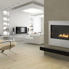 Modern Indoor Fireplaces by Fireside Hearth & Home Twin Cities