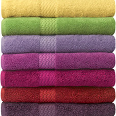 Traditional Towels by The Linen Gallery