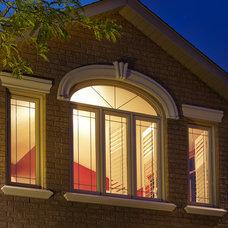 Contemporary Windows by Casa Bella Windows & Doors