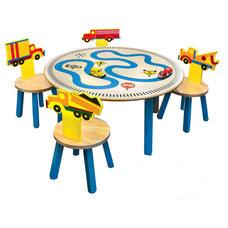 Contemporary Kids Tables by Karen Andrea Interior Design / Room Magic