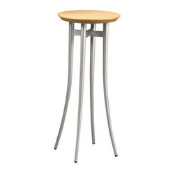 Adesso - Adesso Leggia Natural Wood 28 in. Medium Pedestal WK2852-22 - Shop for Furniture at The Home Depot. The Adesso Leggia 28 in. Tall Pedestal can be used in many different ways. Leggia makes a stylish plant stand, entryway table, or display space for your favorite vase or objet d?art. A 12 in. diameter top provides ample space without taking up too much room.