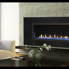 modern fireplaces by Hearth &amp; Home Technologies