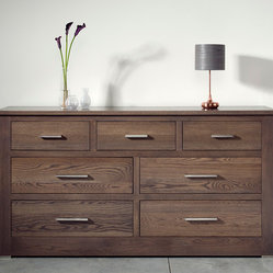 Quercus Solid Oak Bedroom Furniture