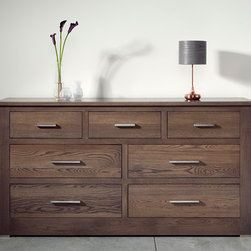 Quercus Solid Oak Bedroom Furniture - Made in the England by Harris & Wilcox a leading furniture manufacturer with a reputation for fantastic designs, quality, and to be enjoyed for generations.