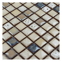 Home Elements - Porcelain Tile, 1 Square Foot - Product Description: