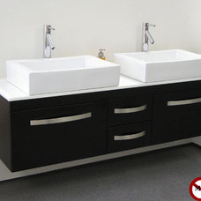 contemporary bathroom vanities and sink consoles by SuperiorBath