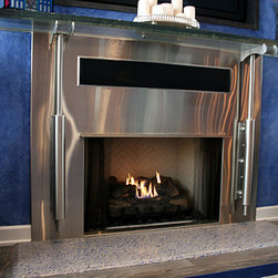 Gas Fireplace in Chattanooga - Southern Hearth and Patio Inc. Clay Dennis