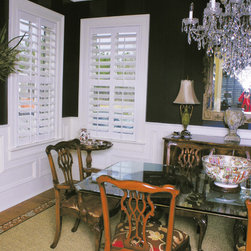 all aboutwindows - plantation shutter charleston - plantation shutter are traditional window treatments. This home is located in charleston south carolina in a home on daniel island.