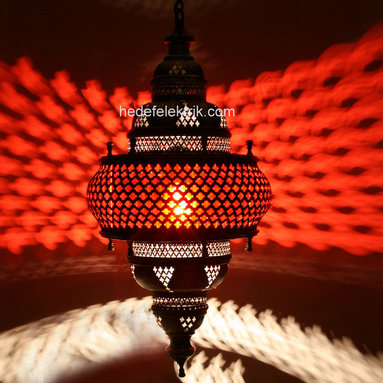 Turkish Style - Ottoman Lighting - *Code: HD-04161_55