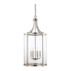 Savoy House - Savoy House 7-1041-6 Penrose 6 Light Pendant - Features: