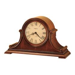 Howard Miller - Howard Miller Chiming Mantel Clock   HAMPTON - 630150 HAMPTON