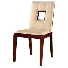 Contemporary Dining Chairs by Hayneedle