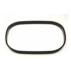Nine Stars - Black Replacement Garbage Bag Holder Ring for Item: TRASH-DZT-80-4 - *Model: TRASH-RING-4Replacement Ring for DZT-80-4