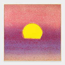 Andy Warhol: Sunset Framed Print | MoMA Store