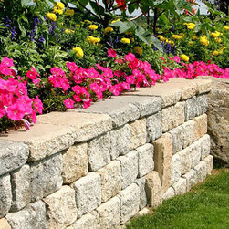 Hardscapes - Retaining Walls - For details and additional information on installing a retaining wall with Valley City Supply, please contact us at 330-483-3400 or visit our website at ValleyCitySupply.com
