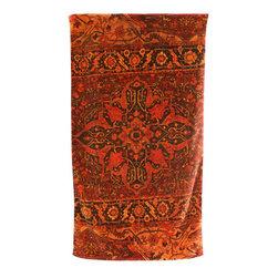 Fresco Towels Casbah Rug - Fresco Towels Casbah Rug.  J Brulee Home, Tucson, Arizona