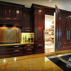 Contemporary Kitchen by S&W Kitchens
