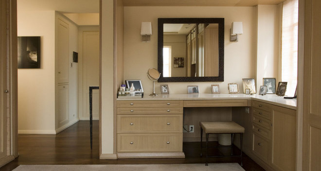 Contemporary Bedroom by Paul Francis Shurtleff   Architect