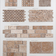 Eclectic Mosaic Tile by David Giral Photography