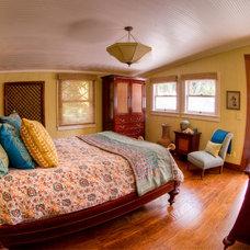 Tropical Bedroom by GH3 Enterprises LLC