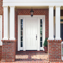 Six Panel Entry Door - HomeStory