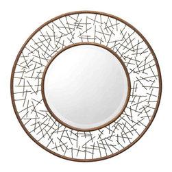 Kichler Lighting - Kichler Lighting 78170 Twigs Painted Metal Mirror -