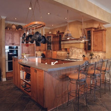 Kitchen Islands And Kitchen Carts by Moceri Construction
