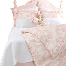 Contemporary Bedding by Tiny Totties
