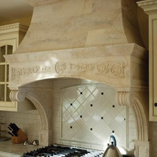 Traditional Kitchen Hoods And Vents by Stone Solutions and More