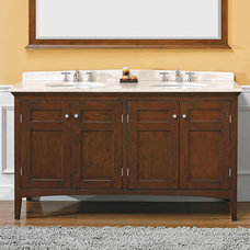 Contemporary Bathroom Vanities And Sink Consoles by Thos. Baker