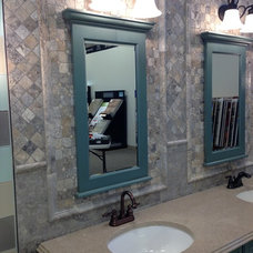 Traditional Bathroom Mirrors by ProSource Wholesale