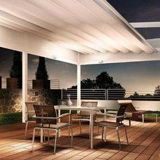 Contemporary Gazebos by Corradi Outdoor Living Space