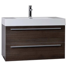 Modern Bathroom Vanities And Sink Consoles by ConceptBaths