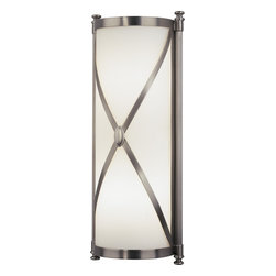 Robert Abbey - Chase Wall Sconce - This opulent sconce will take your walls to a whole new level. Fit for the most luxe royal chambers, this sconce is perfect for those little places where you need more than a painting, but less than a lamp.