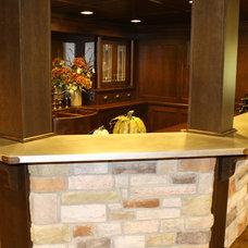 Kitchen Countertops by Vogler Metalwork & Design