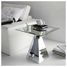 contemporary side tables and accent tables by Spacify Inc,