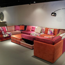 Modern Sectional Sofas by Robert Petril