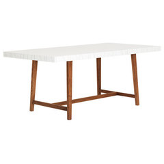 modern dining tables by Scandinavian Grace
