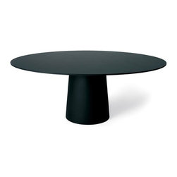 Moooi - Moooi   Container Table, Base 7056 - Design by Marcel Wanders, 2002.