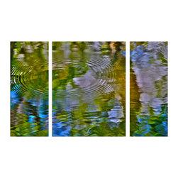 "Fine Art Print  - ""Clean Water #2"" - Abstract Art -"