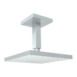 WS Bath Collections - Hydrus SH Ceiling Mounted Shower Head - Features: