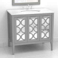 Bathroom Vanities And Sink Consoles by The Furniture Guild