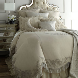 "Callisto Home ""Grace"" Bed Linens -"