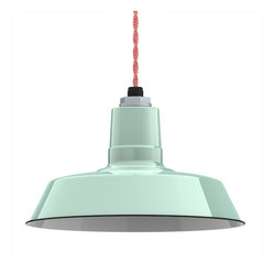 Ivanhoe™ Sky Chief Warehouse Porcelain Pendant